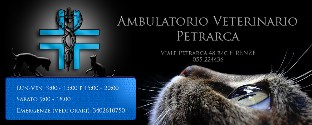 Ambulatorio veterinario Petrarca